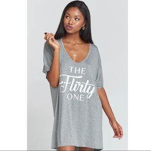 Show Me Your Mumu The Sweet One Dress Tee SMYM